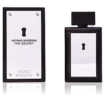 Antonio Banderas The Secret Eau de Toilette 100ml Spray