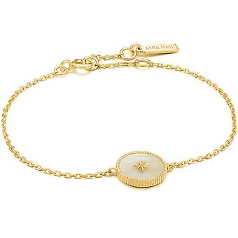 Ania Haie Vrouw Sterling Zilveren Armband B022-02G