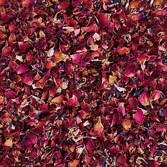 Natural Biodegradable Wedding Confetti. A Premium Dried Flower Mix of Dazzling Dried Lavender
