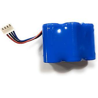 6v 2000mah batería recargable ni-mh para aspiradora barredora