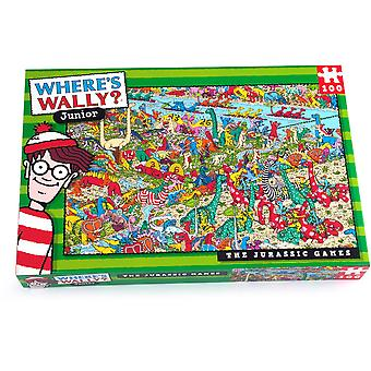 University Games Where's Wally Jurassic 100pc Puzzle