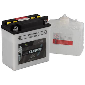 intAct CB9-B Classic Bike-Power Battery With Acid Pack