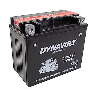 Dynavolt DTX12BS Maintenance Free Battery With Acid Pack YTX12-BS