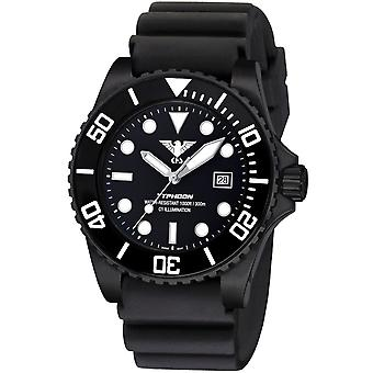 Mens Watch Khs KHS.TYBS.DB, Quartz, 46mm, 30ATM