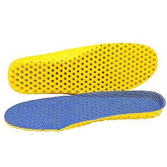 1 pár Unisex dezodorant topánky vložky ortopedická pamäťová pena Športová podložka