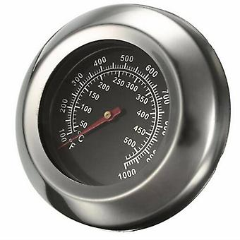 50~500 Degree Roast Barbecue Bbq Smoker Grill Thermometer Temp Gauge