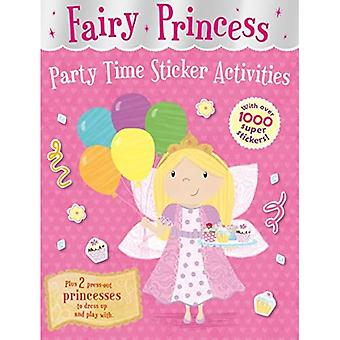 Fairy Princess Party Time Sticker Activities