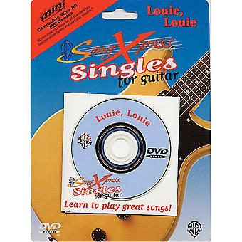 SongXpress Singoli per chitarra: Louie, Louie