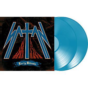 Satan - Early Rituals (Transparent Blue Vinyl) [Vinyl] USA import