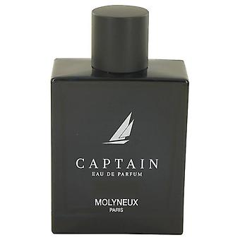 Captain Eau De Parfum Spray (Tester) By Molyneux 3.4 oz Eau De Parfum Spray