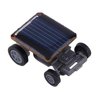Mini Original Solar Energy Powered Racing Car, Vehicle Saving Power, Amazing