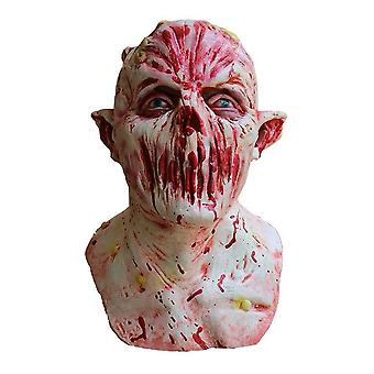 Halloween Horror Mask Alien Zombie Row Devil Mask Cosplay Rekwisieten
