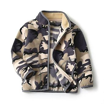 Children Autumn Fleece Jacket