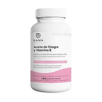 Evening Primrose Oil and Vitamin E 180 softgels