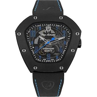 Tonino Lamborghini - Wristwatch - Men - Spyderleggero Skeleton - blue - TLF-T06-4