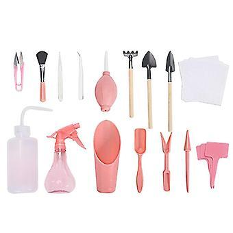 Saftige planteredskaber, Mini Havearbejde Supplies, Mini Garden Potteværktøj