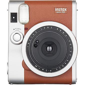 Fujifilm Mini 90 Neo Classic Kamera, Braun