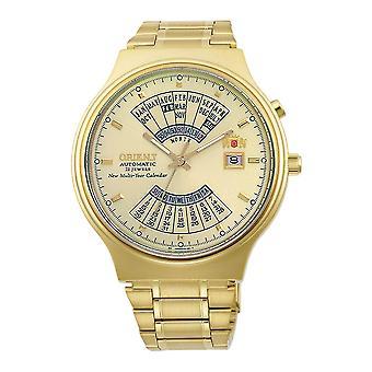Orient Multi Year Calendar Automatic FEU00008CW Herrenuhr