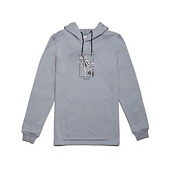 Rhythm Pacifica Pullover Hoody in Stone Blue