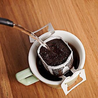 Trä manuell kaffebönkonisk kvarn för espresso, fin grov justerbar,