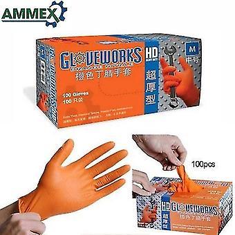 עבור AmmEX 100pcs כפפות חד פעמיות WS29615