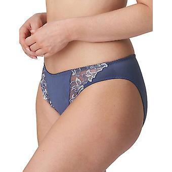 PrimaDonna Deauville 0561810-NIS Women's Nightshadow Blue Embroidered Brief
