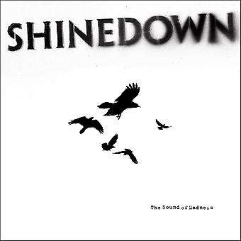Shinedown - The Sound Of Madness Limited Edition White Vinyl