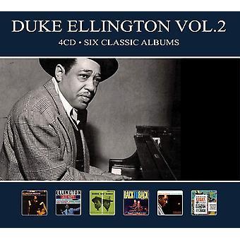 Duke Ellington - Six Classic Albums Vol.2 CD