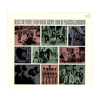 Olika - Välsigna folket överallt (Gospel Funk of Peacock & Songbird) CD