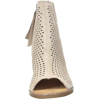 TOMS Women's Majorca Peep Toe Fashion Boot