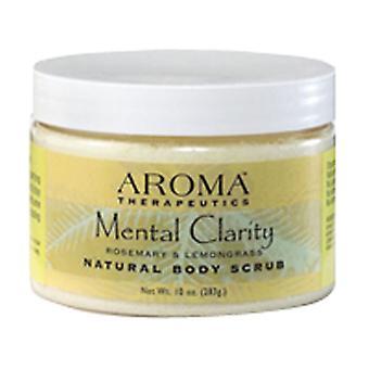 Abra Therapeutics Body Scrub, Mental Clarity 10 Oz