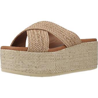 Gele sandalen Araz natuurlijke kleur
