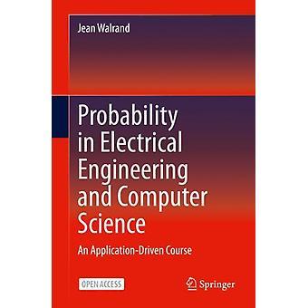 احتمال في الهندسة الكهربائية وعلوم الكمبيوتر دورة ApplicationDriven بواسطة جان والراند