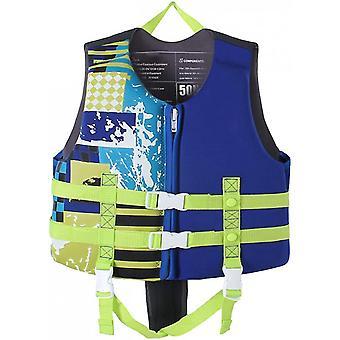 Zwemvest floatjack voor kinderen van 1-9 jaar/22-50 lbs