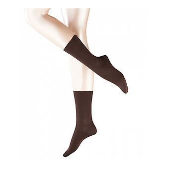 Falke Sensitive London Socks - Dark Brown