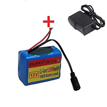 Bms Lithium Battery Packs Protection Board +charger