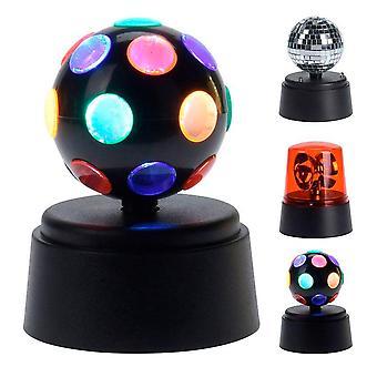 Disco lights LED Balls Pack of 3 units