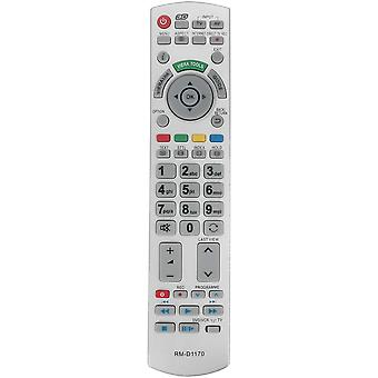 ALLIMITY RM-D1170 Controle remoto substituído por Panasonic LED LCD Bravia Plasma TVN2QAYB000752