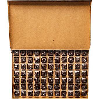 Loose Chocolates - A Kilogram Box of 'Nero' a Dark Chocolate Intense Bitter Ganache. The Perfect Chocolate Gift by Martin's Chocolatier