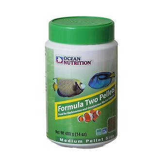 Ocean Nutrition Formula TWO Marine Pellet - Medium - Medium Pellets - 400 Grams