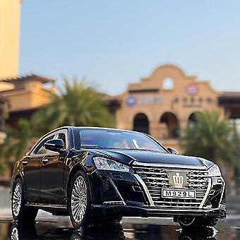 Toy cars 1:24 toyota crown car model alloy die cast classic luxury cars favorites christmas gift kids toys cars
