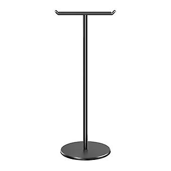 Headset Stand For All Headphone Sizes - Black