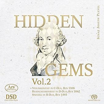 Pleyel, Iganz / Loscher, Cornelia / Birnbaum, Christ - Pleyel: Hidden Gems 2 [SACD] USA import
