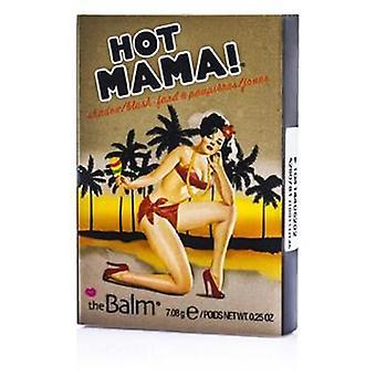 The Balm hot mama! Umbră/fard de obraz-7,08 g/0.25 Oz