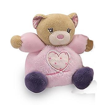 KalOO Petite rosa assortiti Chubbies Mini peluche 0 m +