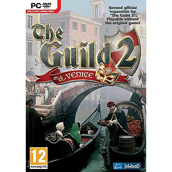 Guild 2 Venedig - Addon PC DVD