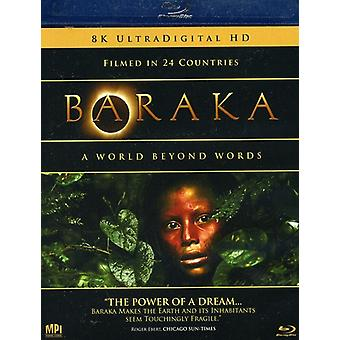 Baraka [BLU-RAY] USA import