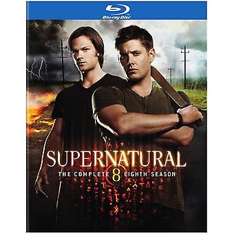 Supernatural - sobrenatural: Temporada 8 [BLU-RAY] USA importación
