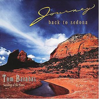 Tom Barabas - Journey-Back to Sedona [CD] USA import