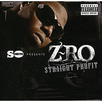 Z-Ro - Straight Profit [CD] USA import
